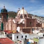 Colonial city Zacatecas, Mexico — Stock Photo #35287903
