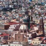 Colonial city Zacatecas, Mexico — Stock Photo