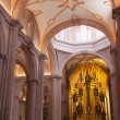 Stock Photo: The church of colonial city Zacatecas, Mexico