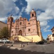 Old colonial city Zacatecas, Mexico — Stock Photo