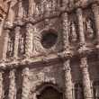 The church of colonial city Zacatecas, Mexico — Stock Photo