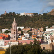 Colorful colonial city Zacatecas, Mexico — Stock Photo #35289067