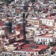 Colorful colonial city Zacatecas, Mexico — Stock Photo