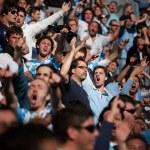 BUENOS AIRES, ARGENTINA - MAR 10: Argentina classics FC Ricing v — Stock Photo #38941593