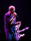 布宜诺斯艾利斯,阿根廷-11.15: 著名的摇滚乐队深申诉权 — 图库照片