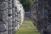 Ruins of pyramids Maya, Chichen-Itza, Mexico — Stock Photo