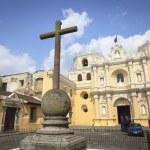 Colonial buildings in Antigua, Guatemala — Stock Photo #43587201