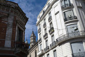 Street in the area of San Telmo, Buenos Aires, Argentina — Stock Photo