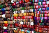 Crafts in Purmamarca, in the colourful valley of Quebrada de Hum — Stockfoto
