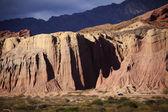 Quebrada de Cafayate, Salta, Argentina — Foto de Stock