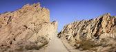 Canyon Corte, Quebrada de las Flechas, Salta, Argentina — Photo