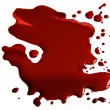 Blood stains (puddle) - Stock Photo