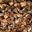 Firewood put texture — Stock Photo #24632351
