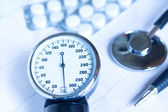 Blood pressure — Stock Photo