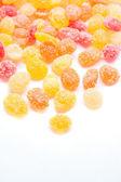 Candy-hintergrund — Stockfoto