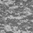 US army urban digital camouflage fabric texture background — Stock Photo #34683131