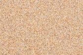 Flat sand texture backgound on a beach — Stock fotografie