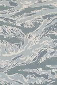 Nos aire fuerza tigerstripe digital camuflaje tela textura backg — Foto de Stock