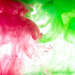 Stock Photo: Liquid color