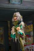 巫婆娃娃 — 图库照片