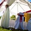 Düğün için yer — Stok fotoğraf