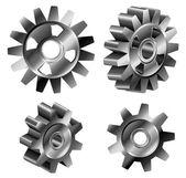 Gear set — Stock Vector