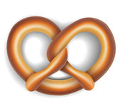 Pretzel — Stock Vector