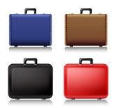 Suitcase set — Stock Vector