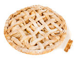 Apple pie — Stockfoto