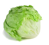 Iceberg lettuce. — Stock Photo