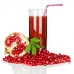 Постер, плакат: Pomegranate juice