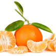 Tangerine — Stock Photo