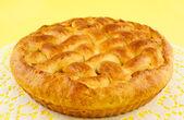Pie homemade — Stock Photo