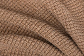Knitting drape background — Stock Photo