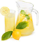 Lemon  juice — Stock Photo