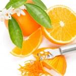 Постер, плакат: Orange with a zest