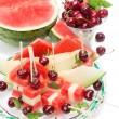 Healthy fruit mix salad — Stock Photo #49203297