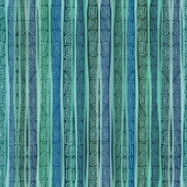 Abstract ethnic striped seamless pattern — Wektor stockowy