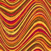 Abstracte naadloze golvenpatroon — Stockvector