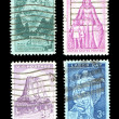 Commemorative Postage Stamps — Stock Photo #17845023