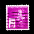 US Commemorative Postage Stamps — Stock Photo