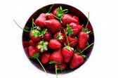 Red fruits — Stockfoto