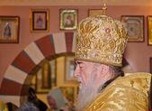 Church, christianity. Religion. Priest. — Stock Photo