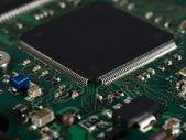 Lo schema elettronico. — Foto Stock