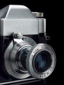 Die alte Kamera — Stockfoto