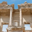 Library of Celsus in Ephesus, Selcuk, Turkey. — Lizenzfreies Foto