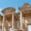 Library of Celsus in Ephesus, Selcuk, Turkey. — Stockfoto #25987621