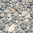 Close-up view of different pebble as background. — Stock Photo #35276705