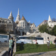 Panoramic view of Fisherman?s Bastion, Budcastle complex in Bu — Stock Photo #40622113