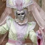 Venetian carnival mask — Stock Photo #19197261